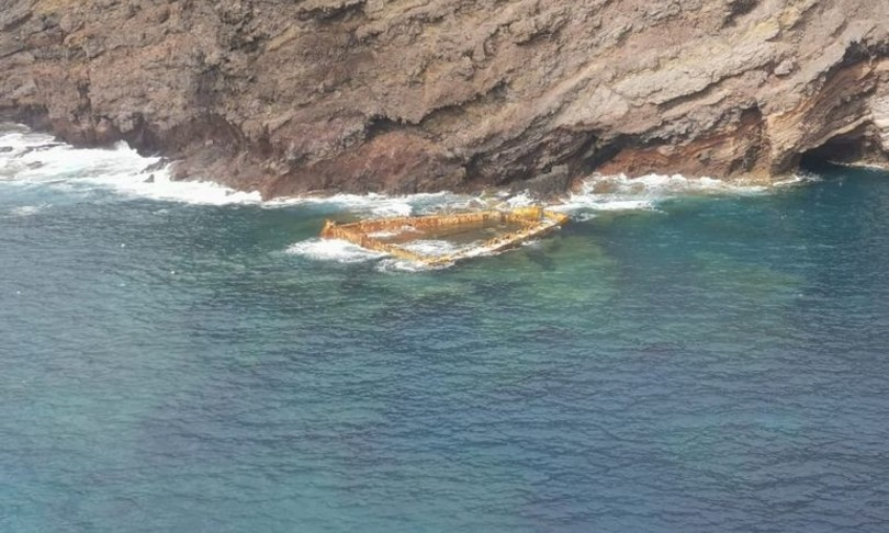 cargo naufragio sardegna sant antioco