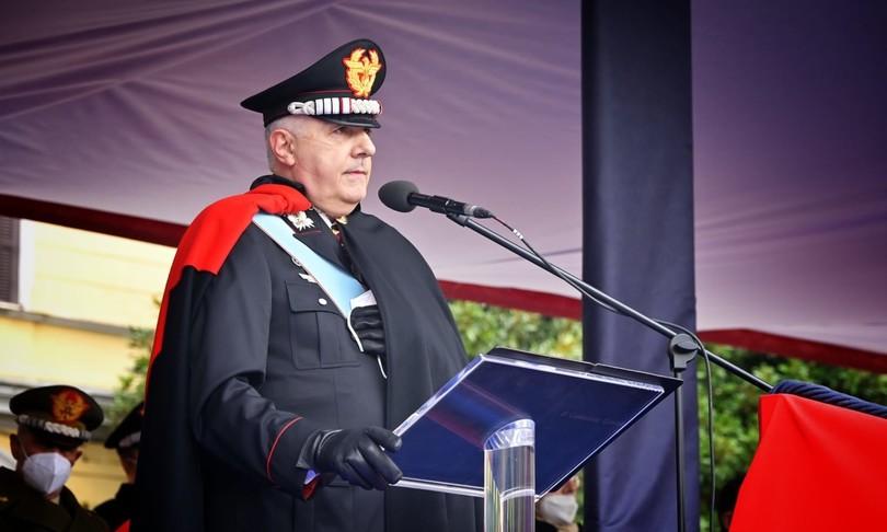 comandante carabinieri generale teo luzi recovery ambiente