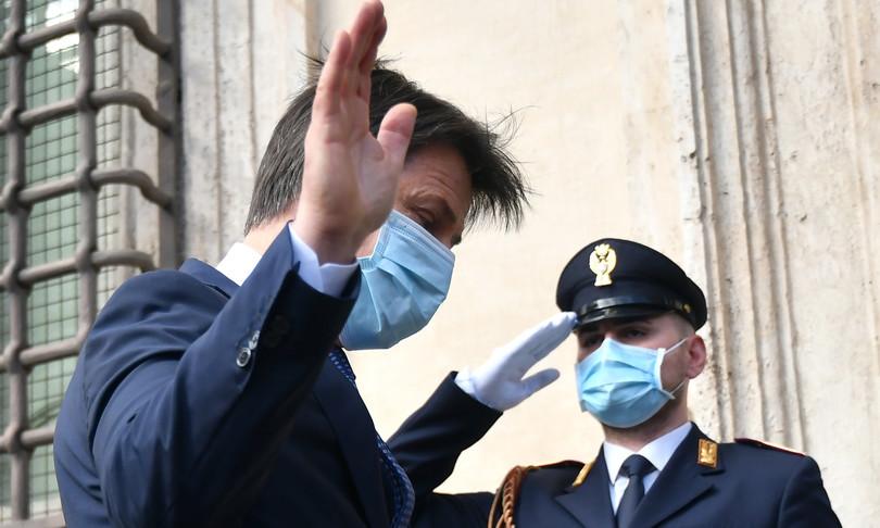 Scissione M5s Giuseppe Conte Beppe Grillo Governo