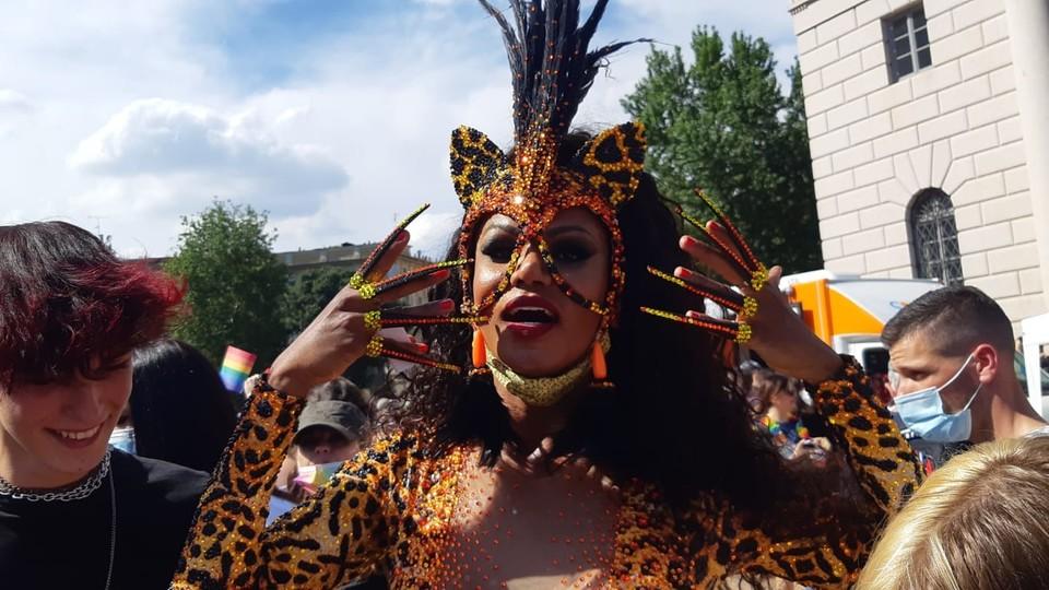 Gay Pride a Milano