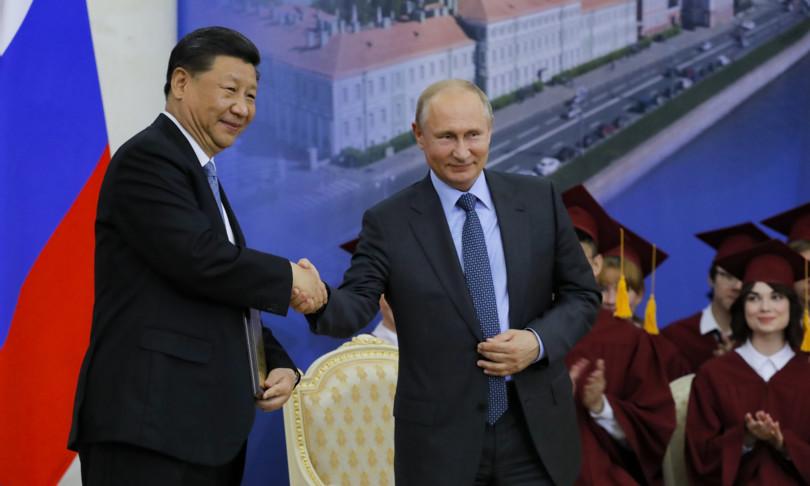 nuovo trattato cina russia che sfida occidente