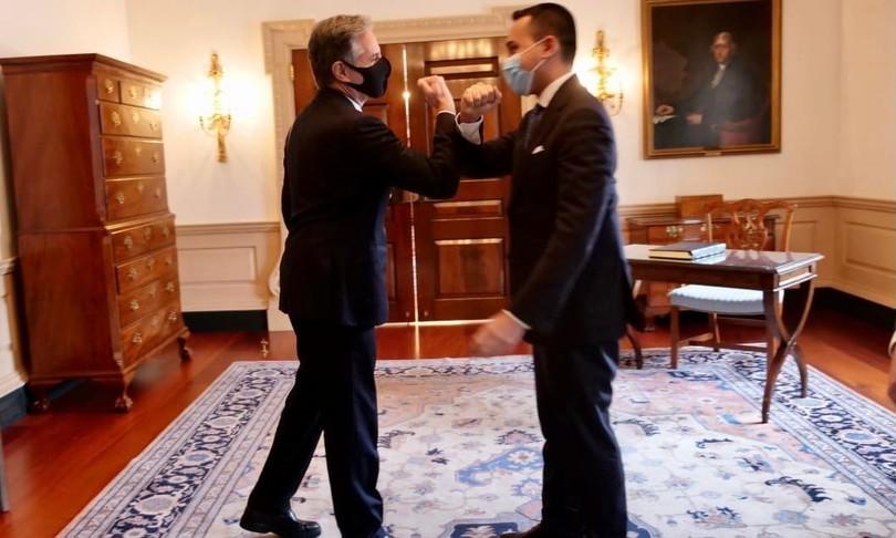 italia usa Di Maio Blinken ribadiscono alleanza valori