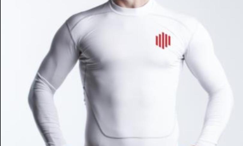 maglietta si connette 5g salva vita