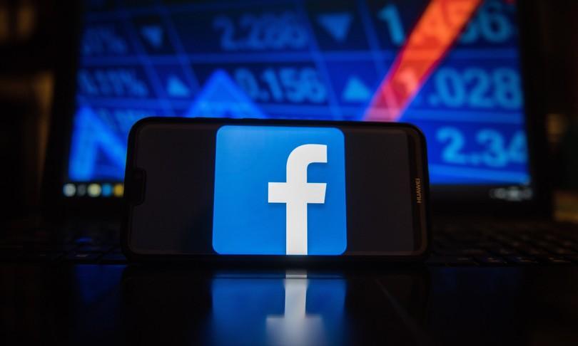 facebook wall street capitalizzazione