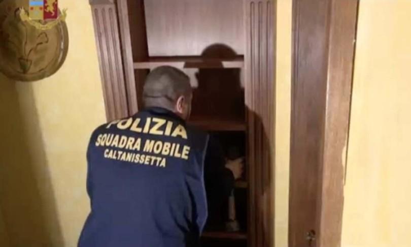 Arresti Mafia Caltanissetta