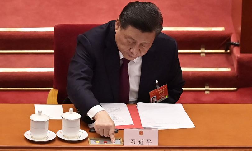 partito comunista cinese centenario xi jinping