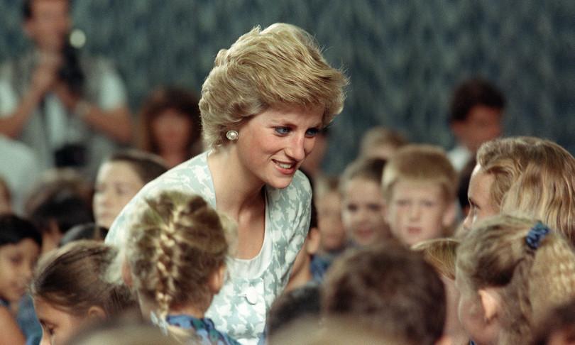 gran bretagna william e harry cerimonia60 anni nascita Diana