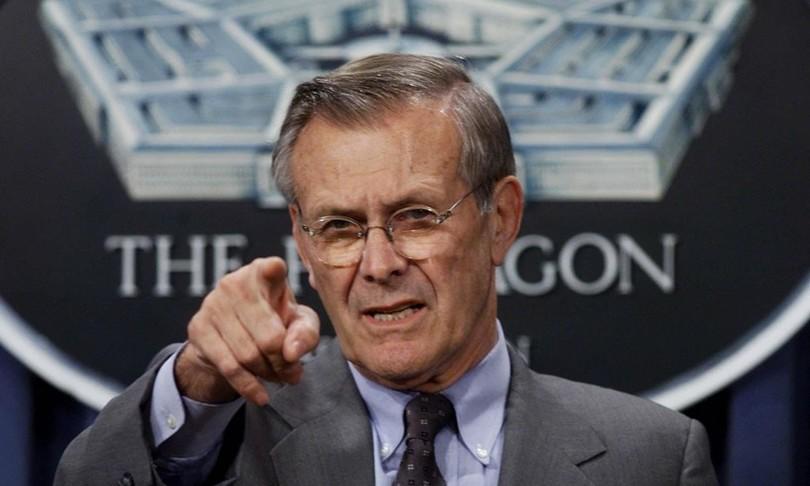 morto ex segretario difesa usa rumsfeld