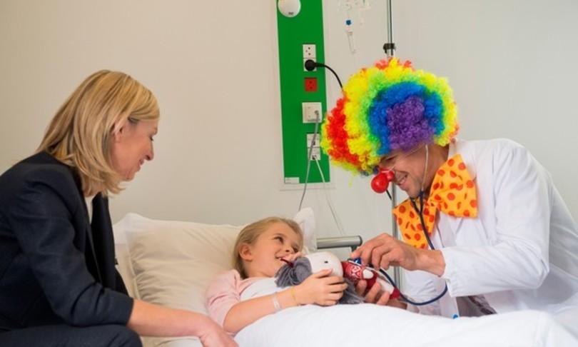 Mozart sorriso bambini tonsille adenoidi