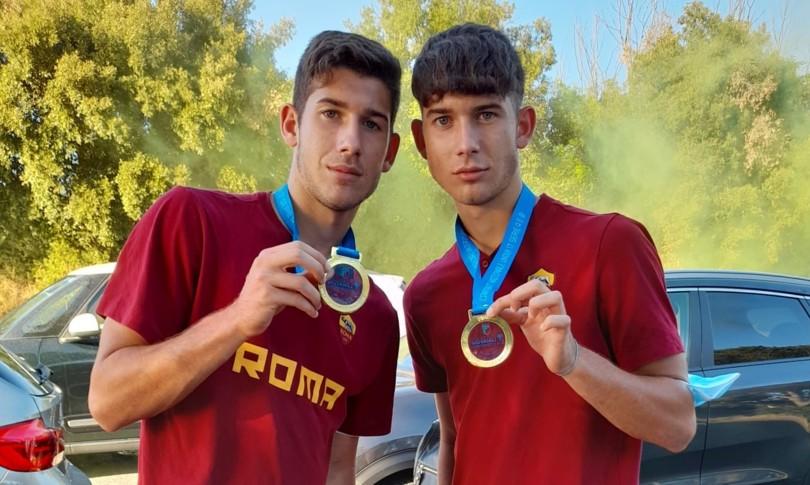 roma under 17 sa solo vincere trionfo segno gemelli