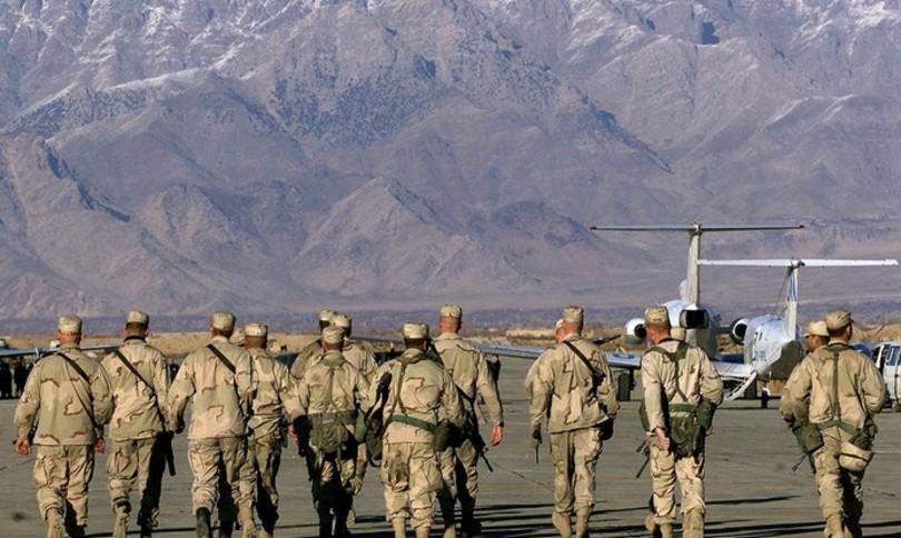 afghanistan ameriucani lasciano base bagram simbolo guerra