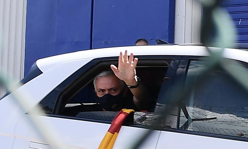 mourinho giorno arrivo roma special one uomo sogni