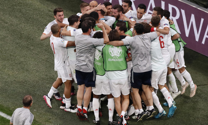battuta svizzera spagna semifinale euro 2020
