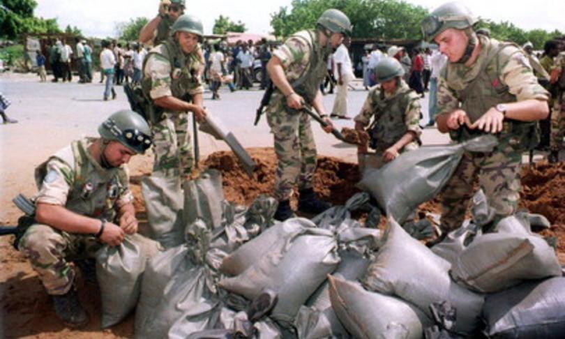 28 anni fa battaglia Checkpoint Pasta