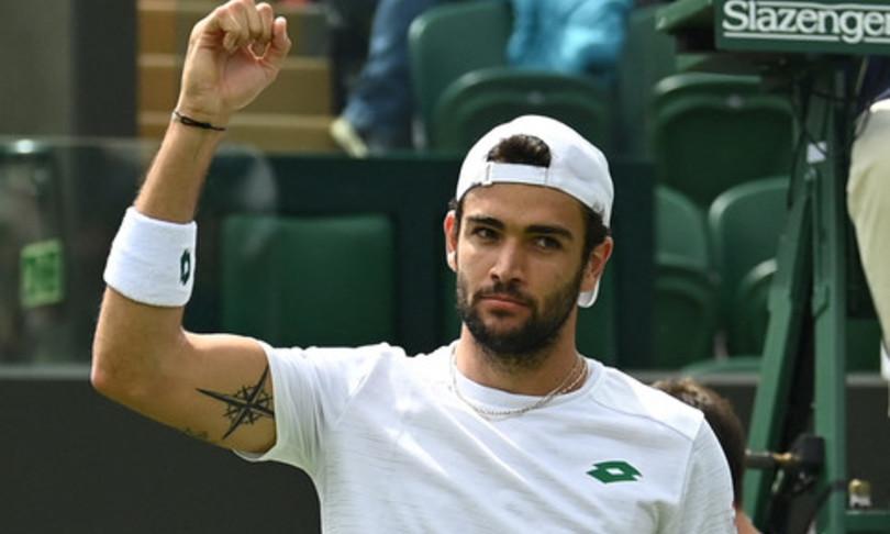 Berrettini batte Bedene e va agli ottavi a Wimbledon
