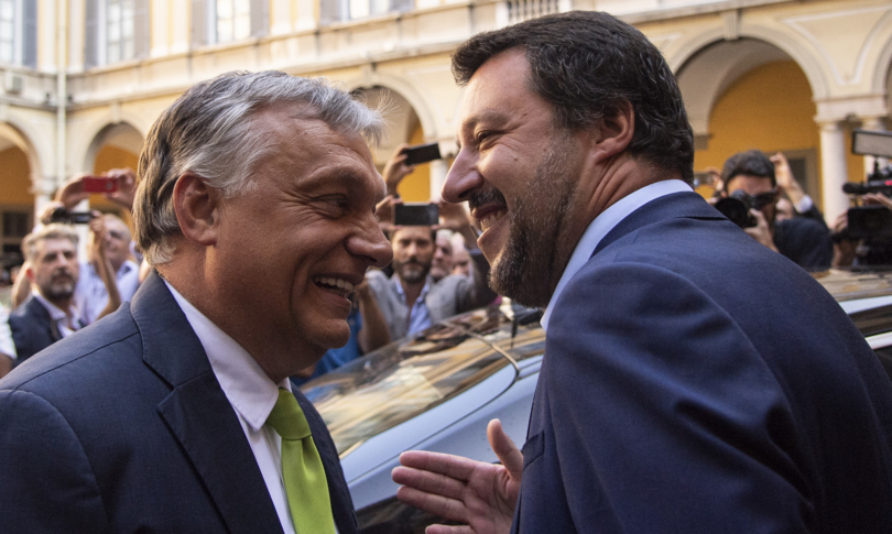 Lega manifesto sovranisti Giorgetti