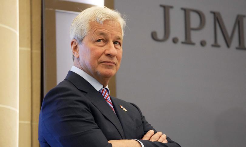 Jp Morgan Dimon momento di investire in Italia