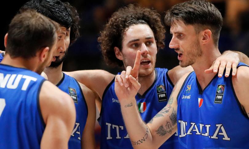 italia basket tokyo 2020 gallinari