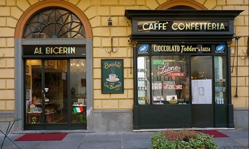 quando la storia si faceva al caffe