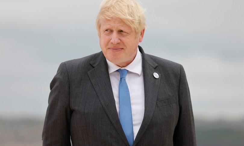 Boris Johnson Covid Inghilterra variante delta