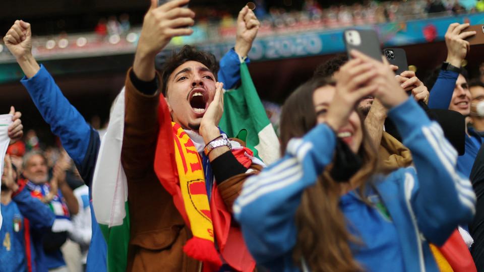Italia-Spagna Euro 2020