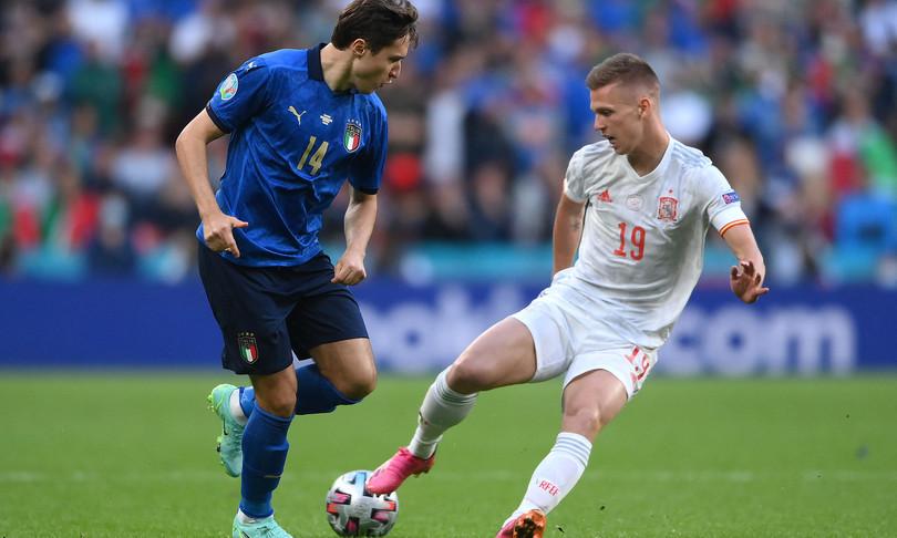 italia spagna europei calcio prima finale giocata da 8