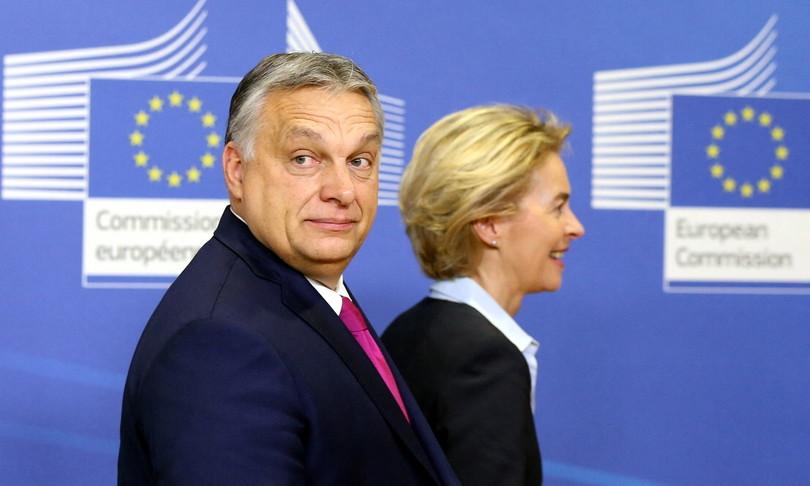 tensione ue Ungheria legge anti lgtb
