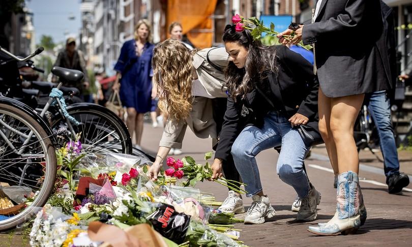Olanda giornalista di cronaca nera ferito