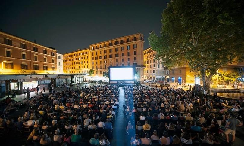 Papa Cinema America Roma Wenders