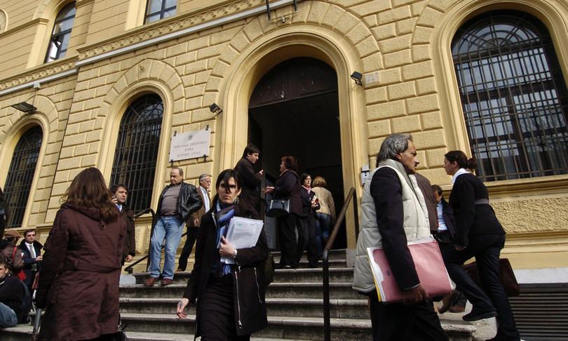 Italia ultima Europa tempi giustizia civile