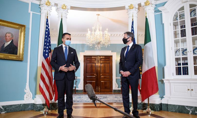 luigi di maio italia nel mirino isis