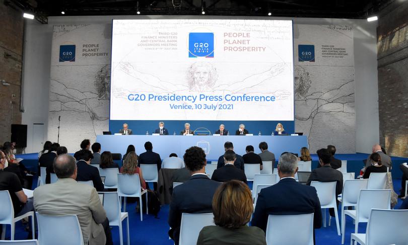 g20 centralita crescita sostenibile