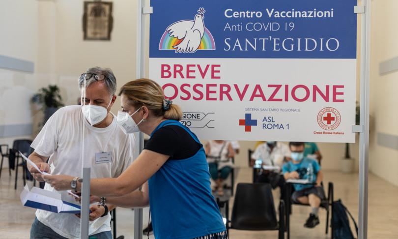 nuovi casi covid persone senza vaccino