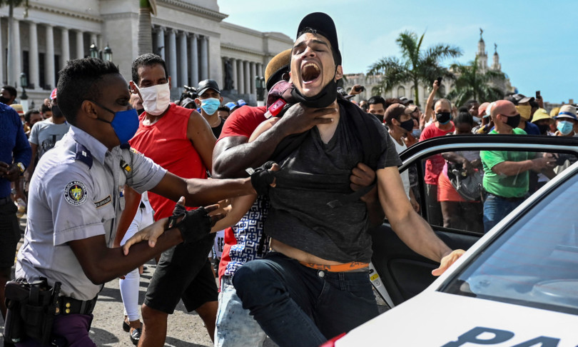 cuba proteste arresti cris pandemia covid