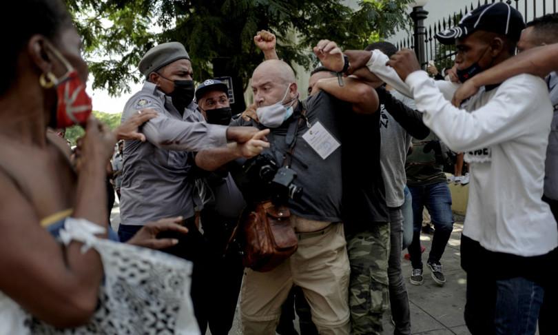 cuba protests arrests cris pandemic covid