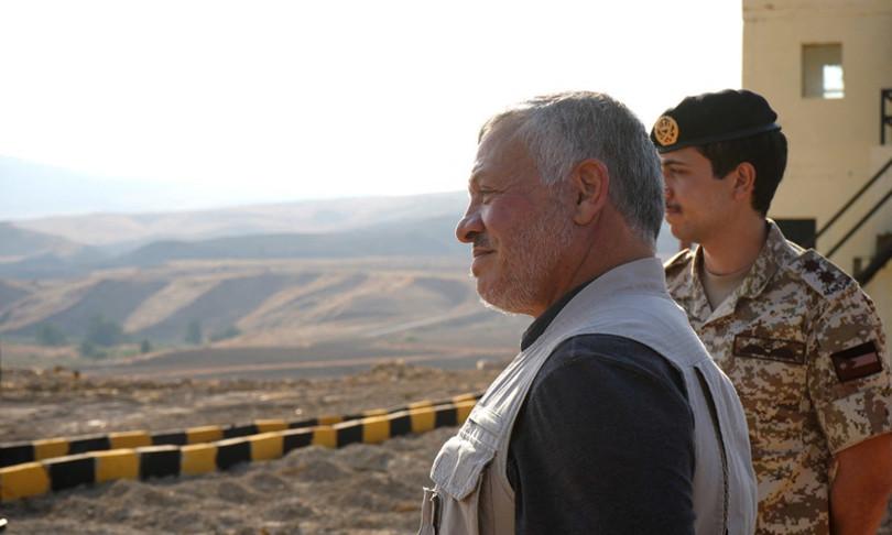 giordania condanne complotto contro re abdallah