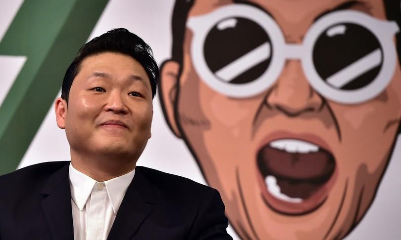 Covid Seul vieta Gangnam Style palestra