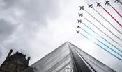 AParigi è tornata la tradizionaleparata militare in occasione della festa nazionale franceseche ricorda la presa della prigione della Bastiglia nella rivoluzione del 1789, dopo l'annullamento nel 2020 causa Covid