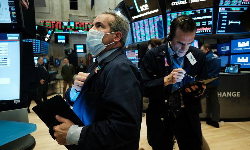 Wall Street: guarda a Powell e chiude mista e cauta