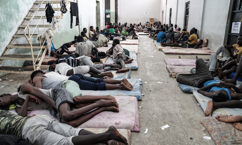 libia amnesty vergognoso silenzio su abusi migranti