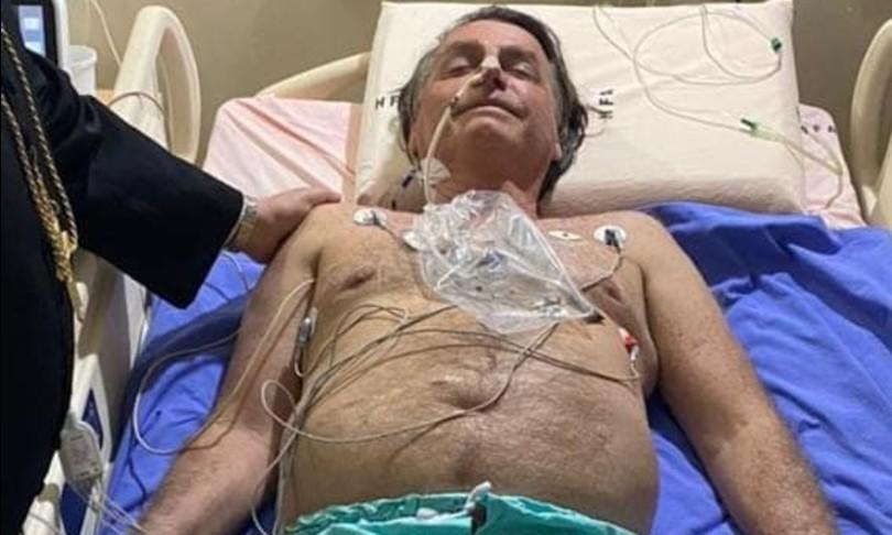 bolsonaro ricoverato singhiozzo brasile operato
