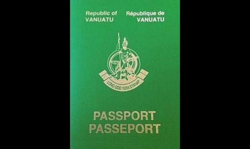 Vanuatu Guardian rivela passaporti oro facili
