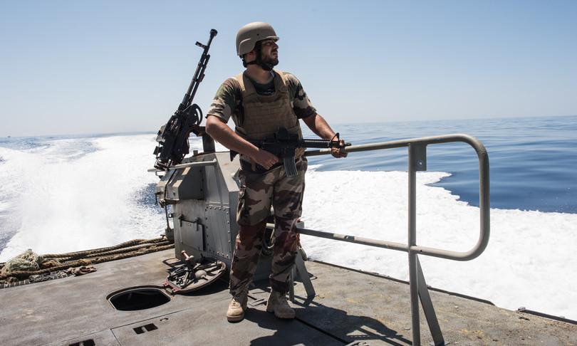 cosa prevede addestramento guardia costiera libia
