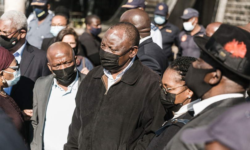 SudafricaJacob ZumaCyril Ramaphosa Disordini Morti