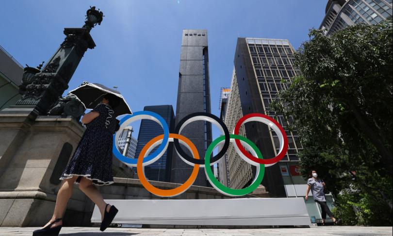 due atleti positivi dentro il villaggio olimpico di tokyo