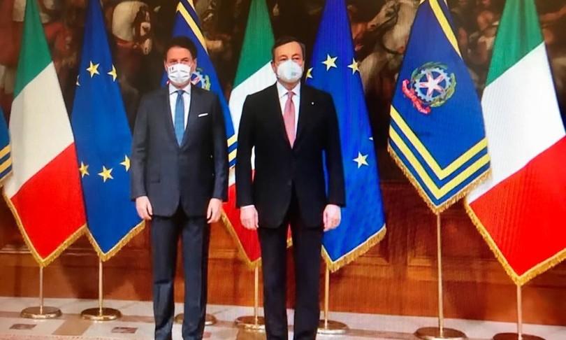 Draghi Conte Cartabia Letta giustizia Renzi