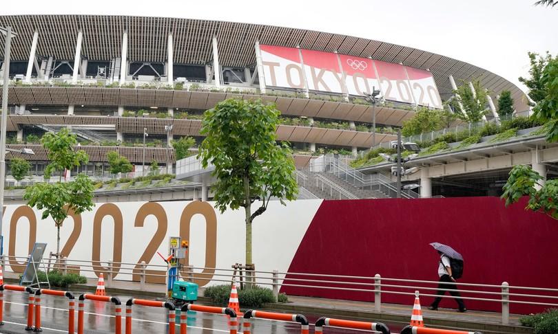 olimpiadi tokyo organizzatori villaggio sicuro