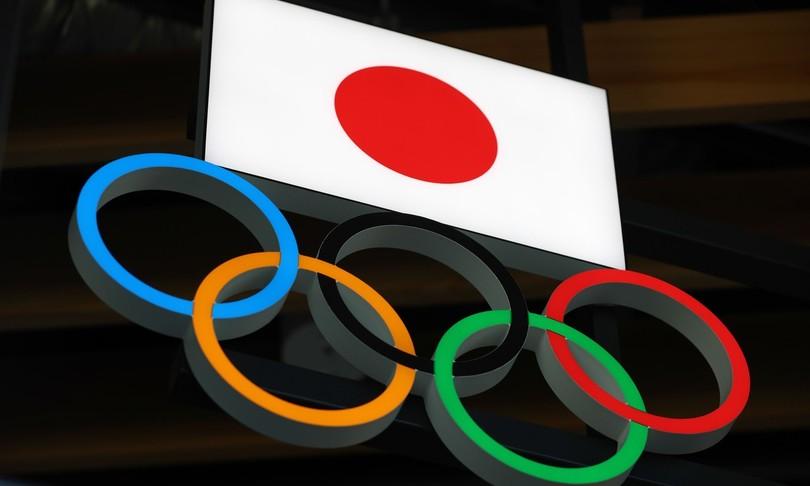 olimpiadi tokyo giornalista italiano positivo