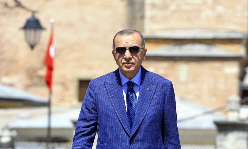 turchia velo islamico erdogan corte giustizia ue