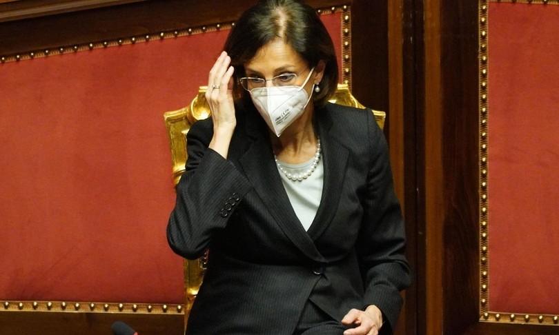 Mario Draghi Marta Cartabia Giuseppe Conte Pd M5s Giustizia Governo